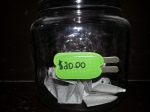 Twenty Dollar Jar