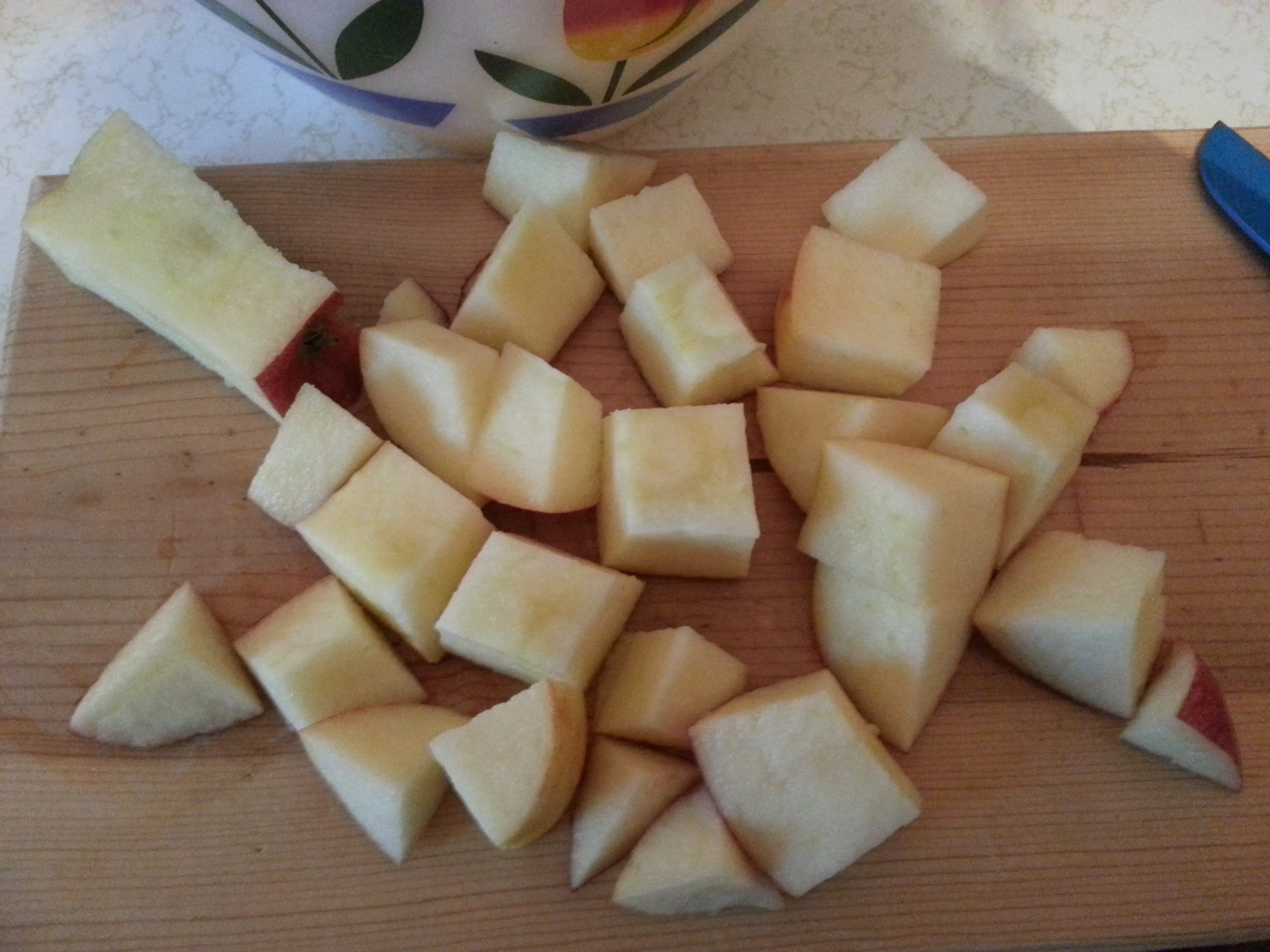 how to keep apples from browning with lemon juice
