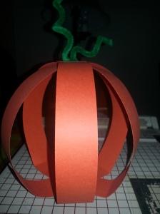 Paper Pumpkins 4